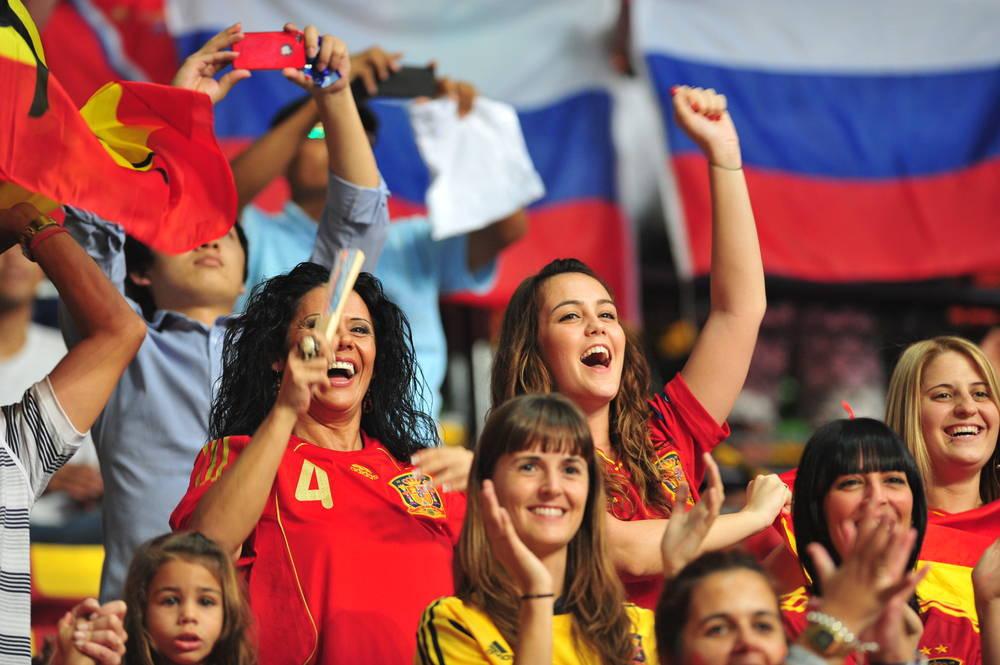 Consigue la camiseta de España del Mundial