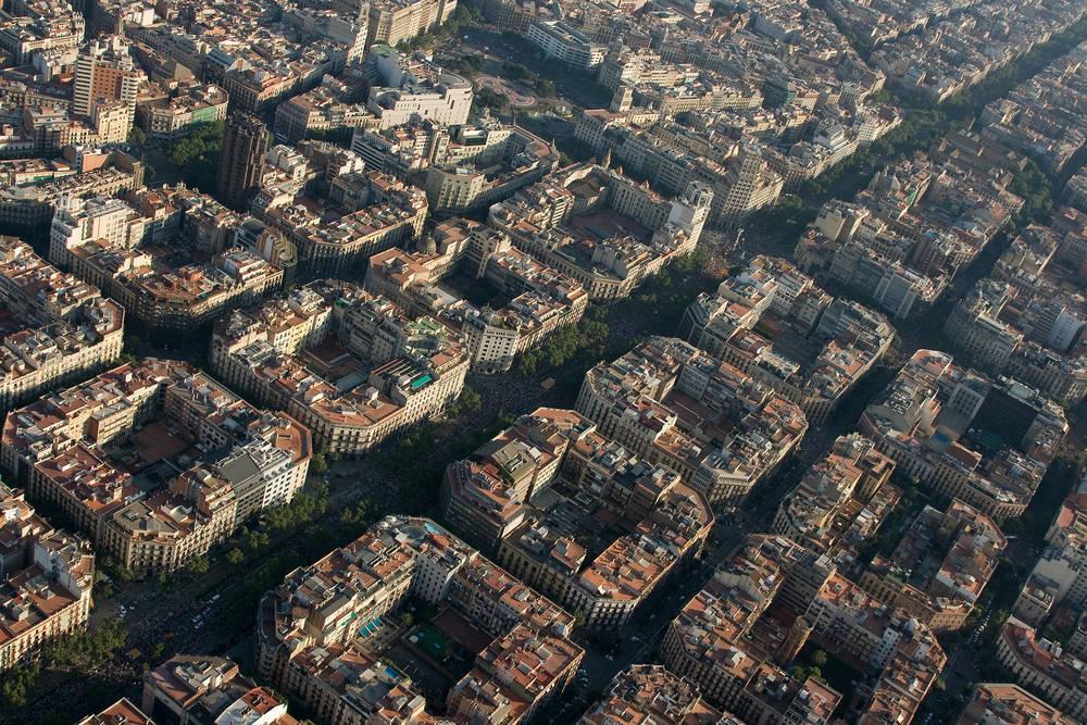 La situación de los apartamentos turísticos en Barcelona