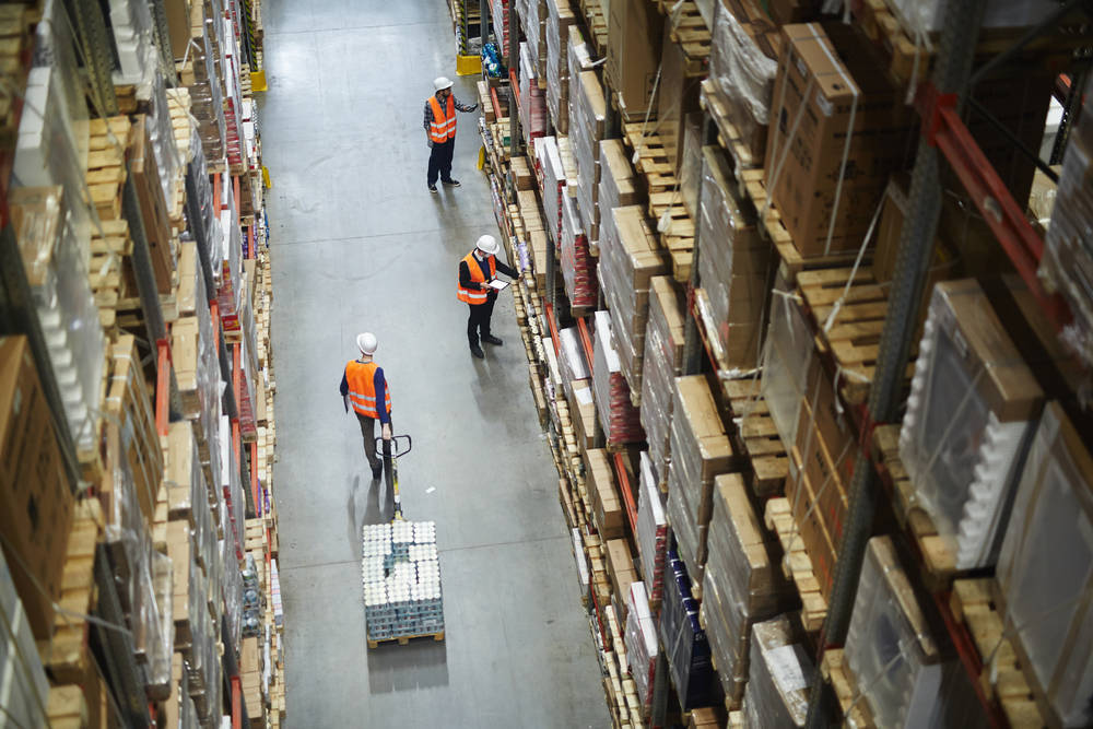 Una empresa necesita logística