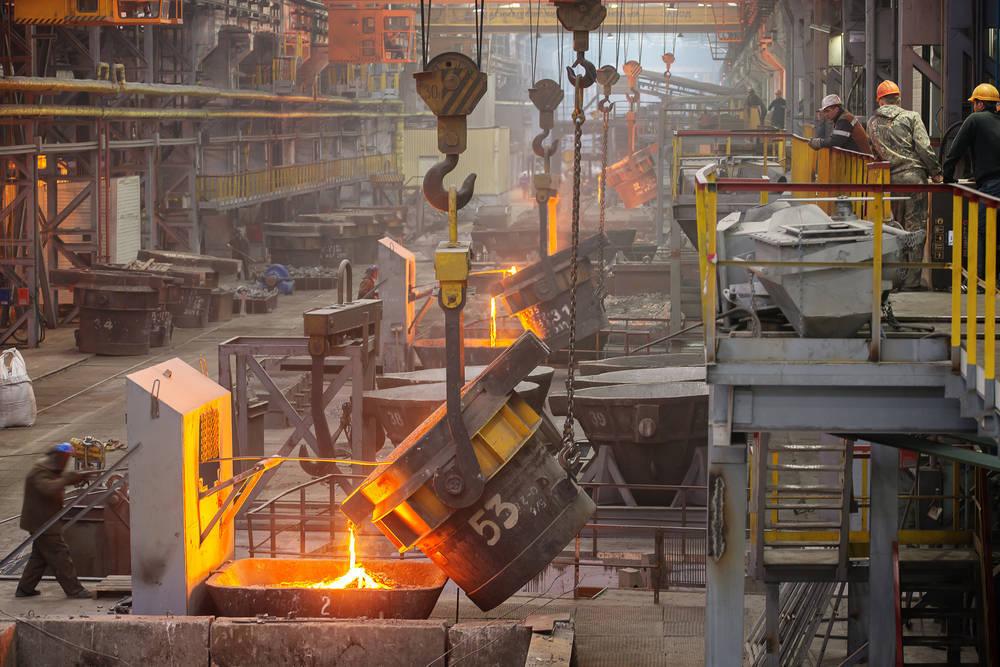 Las empresas de la metalurgia se unen para reducir el número de accidentes