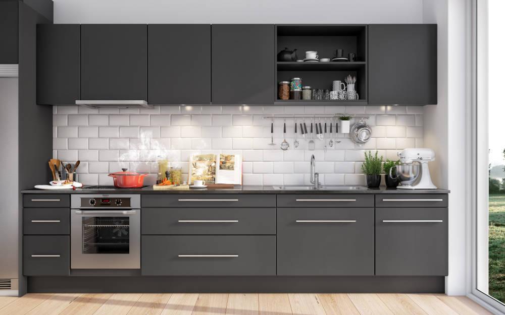 Muebles de cocina ideales pajustados a nuestras necesidades