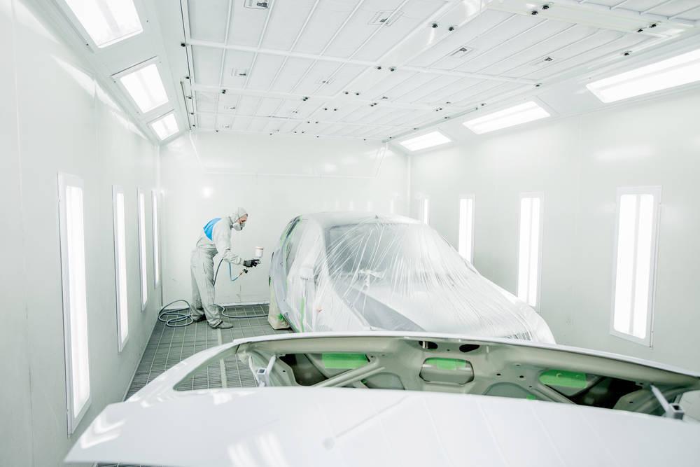 Una empresa referente en la fabricación de cabinas de pintado y secado