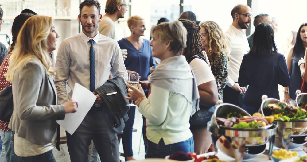 Organizar un evento de empresa en sencillos pasos