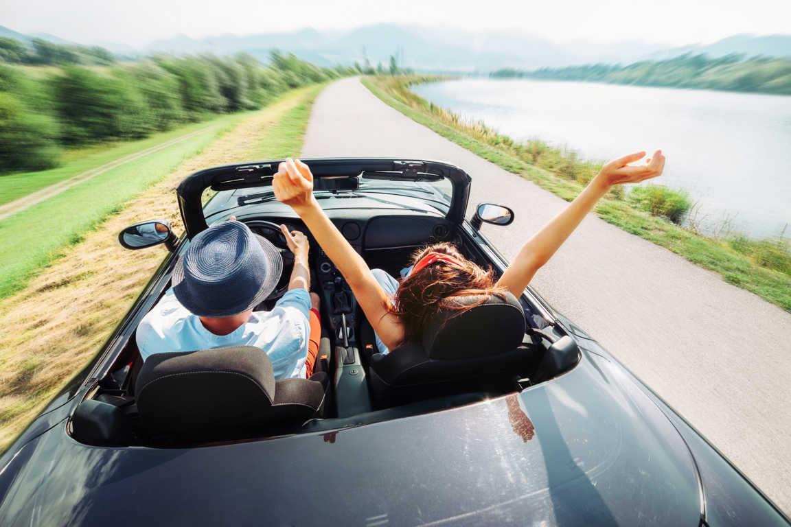 Las ventajas de alquilar un coche para ir de vacaciones