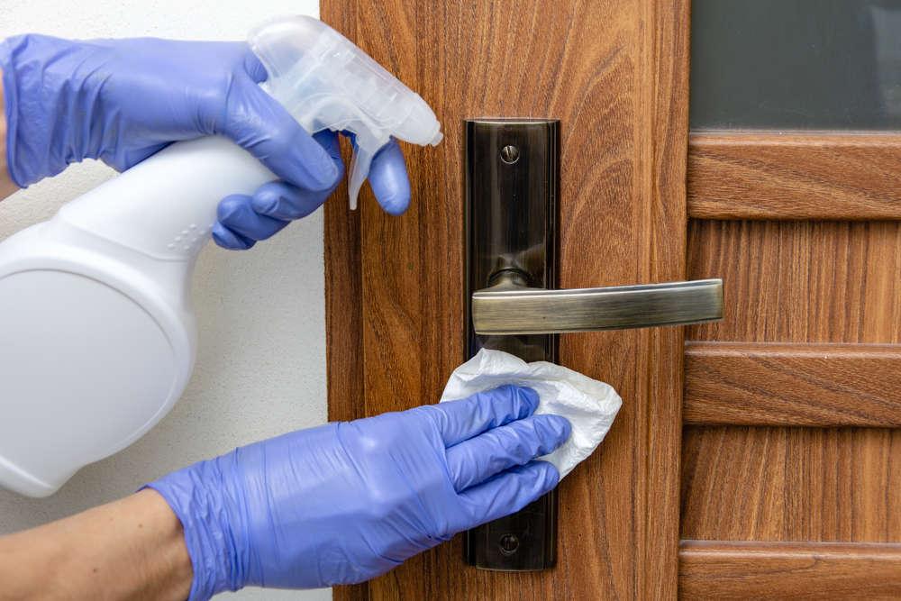 Las empresas de limpieza contra el coronavirus