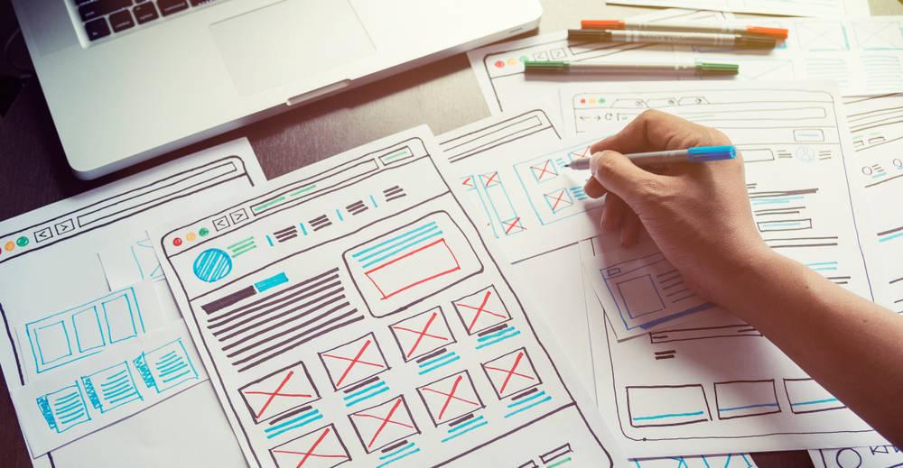 Diseñar la página web con una visión renovada